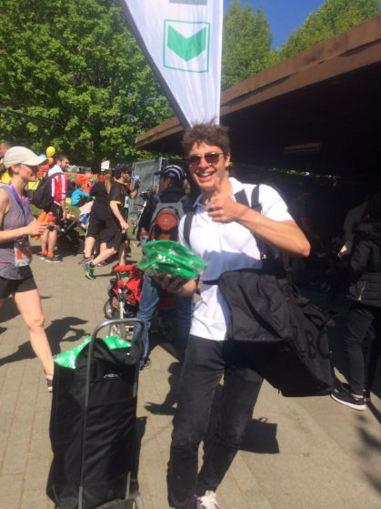 20 km de Lausanne 2017 - hôte Just W